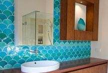 Bathroom - Neon Bathroom // Neon fürdőszobák