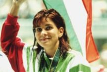 The 295 Olympic Champions of Hungary  / With a population of merely 10 million, Hungary has 295 Olympic Champions.
