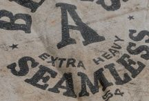 b u r l a p   coffee bags & grain sacks