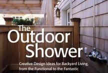 Bathroom- Outdoor Showers // Kerti zuhanyzók