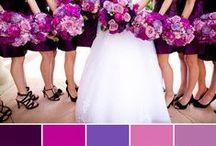Weddings: Colour Schemes