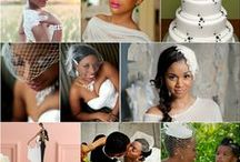 Wedding Hairstyles& Make up& Dress for Black Women / Black women should to be the the beauty when the big day.Get inspirations for Fabulous wedding look from celebrities, magazines or real life wedding. Everything related bride's makeup, dress, hair and even nails for brides-to-be looking for ideas or inspiration.
