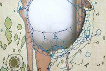 Fiber ART / by Jasna Pleho - Studio JASNA KRASNA