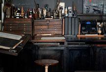Studios / by Jasna Pleho - Studio JASNA KRASNA