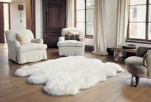 Sheepskin rugs / New Zealand made sheepskin rugs