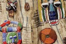 Africa: tribal clothing and accessories