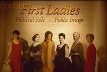 FIRST LADIES   FASHION STYLE THROUGH THE  YEARS> / Board Created Feb 13, 2014 / by Betti Grubbs