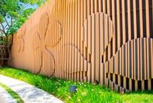 """Decorative Wall / Because """"Wall"""" is not just structural but artistic element of your living places, let's escape from the ordinary through our decorative wall ideas that will inspire your design imagination and make your dream come true."""