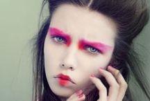 face art / by Jasna Pleho - Studio JASNA KRASNA