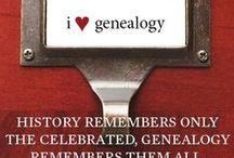 GENEALOGY - Släktforskning