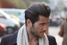 Irresistible Men's Hairstyles / Hairstyles that will make your date swoon!