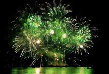 Fireworks  花火 / Fireworks of the world / by Akira