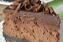 Desserts and Treats / Sweet temptations....