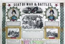 Military and War Maps, Posters, and Engravings / Historic Antique Military and War Ephemera, including posters, prints, maps, and engravings
