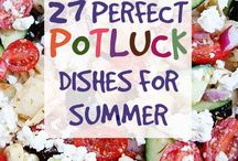Parties~Potlucks / Party Foods/Favors/Decorations