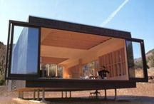 Shipping Containers...! / Great design ideas (re) using a pedestrian object
