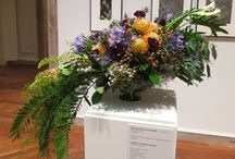 The Addison in Bloom, March 7-8, 2015 / Floral interpretations of works from the Addison's collection