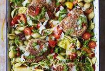 salades / heerlijke salades om zelf te maken
