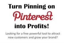 Pinterest for Business / Here are ideas for using Pinterest to advance your business needs.
