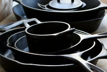 Cast Iron Cookware and Recipes / Cast iron cookware and Recipes