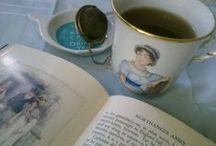 Ƭɦҽ tҽαƥαɽʈƴ ɓσσƙʂɦσƥƥҽ / Welcome to the charming bookshoppe where you can read and have a teaparty at the same time!