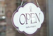 Scҽnt ʄrσɱ ɦҽavҽn sɦσƥ / The little, sweet soap & candle shop around the corner