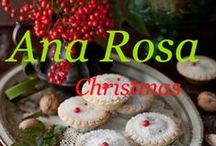 ANA---- ROSA CHRISTMAS / Welcome  Ladies To  Ana- Rosa Christmas.  Only Ana- Rosa Pins From Ana-  Rosa Tumblr   And Christmas Pins Only Please. Thank You So Much For Contributing  To  The Ana- Rosa Charm Board, It Is So Beautiful. Please Limit Pins To  4 Or 5 Per  Day. Thank You So Much My Friends For Your Time.