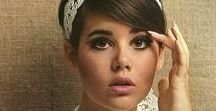 1960s Makeup & Beauty / Vintage, 1960s, makeup, cosmetics, style, hair, scents, vintage ads, editorials/covers