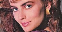 1980s Makeup & Beauty / Vintage, 1980s, makeup, cosmetics, style, hair, scents, vintage ads, editorials/covers