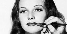 1940s Makeup & Beauty / Vintage, 1940s, makeup, cosmetics, style, hair, scents, vintage ads, editorials/covers