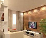 Decoración para departamentos pequeños / Ideas para decorar apartamentos pequeños. Decoración de viviendas pequeñas. Ideas para decorar casas muy pequeñas.