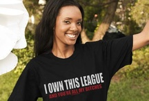 TARNATION! Sports Gifts / Parody Based Sports T Shirts