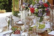 Tablescapes / by Alice McAvoy