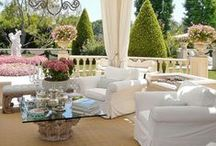 Outdoor Spaces / by Alice McAvoy