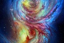 Our Amazing Universe / Nebulas, black holes, our galaxy The Milky Way, nature / by Alice McAvoy