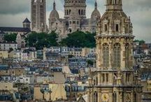 **Paris to the Riviera Côte-d'Azur** / by Alice McAvoy