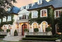 Beautiful Homes / by Alice McAvoy