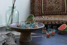 Besondere Stücke / Einzelteile bzw. antike Stücke, die ich auf meinen Reisen nach Marokko und in die Türkei gefunden habe