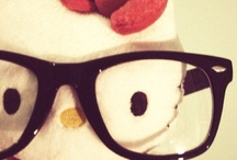 Hello Kitty / by Amanda Feathers