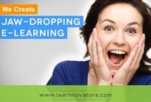 Learnnovators / We are the LEARNNOVATORS. We bring INNOVATION to LEARNING.