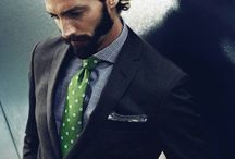 Suit and Ties-Men's Style / by Lydia Ulsaker