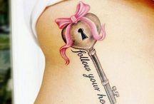 Tattoo ideas / Tattoos I would like