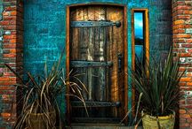 First Impressions / beautiful doors and entryways