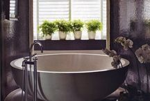 Bathing Beauties / absolutely gorgeous bathrooms