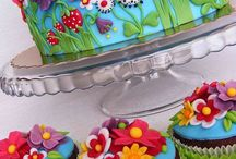 Make A Wish / birthday party inspirations, invitations, decor and cakes