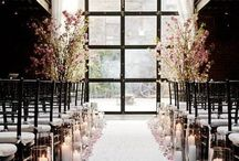 Here & Now / ceremony venues and details that 'make' a wedding