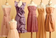 Stand By Me / Dresses, gifts and accessories for the bridesmaids and the rest of the wedding party