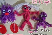 DIY Crafts / Easy and fun things to make.