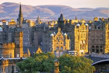 Scotland  / My dream is to explore this country.