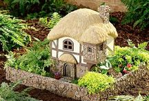 Fairy gardens  / I love making fairy gardens with my daughter